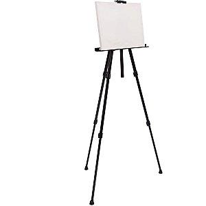 Cavalete Para Pintura Suporte P/quadro Tubo Metal.pt Stalo