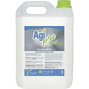 Cera Liquida Agipro Evolution Brilho 5L Archote