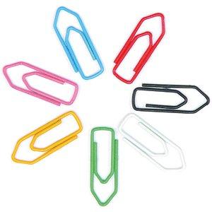 Clips Colorido Ref.5 Mini Color Cx.plc/100U Acc