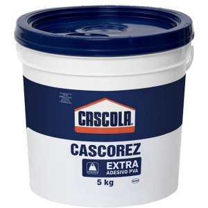 Cola De Alta Resistência Cascorez Extra  5 Kg Henkel