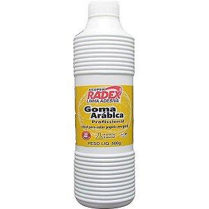 Cola De Alta Resistência Goma Arabica 500 Gramas Radex