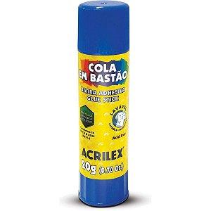 Cola Em Bastao Acrilex 20G Acrilex