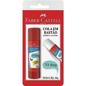 Cola Em Bastao Faber-Castell 10G Faber-Castell