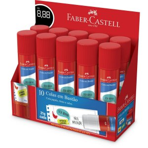 Cola Em Bastao Faber-Castell 22G. Faber-Castell