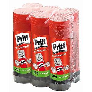 Cola Em Bastao Pritt 20 Gramas Henkel