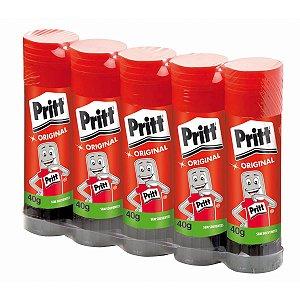 Cola Em Bastao Pritt 40 Gramas Henkel