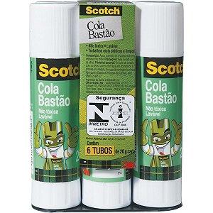 Cola Em Bastao Scotch 20G 3M