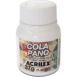 Cola Pano Cola Pano Pote 37G Acrilex