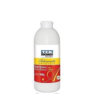 Cola Para Artesanato Branca Extra 500G Tekbond