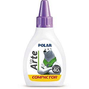 Cola Para Artesanato Polar Arte 40G Compactor
