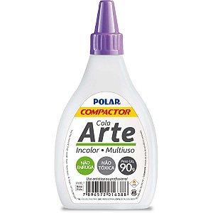 Cola Para Artesanato Polar Arte 90G Compactor