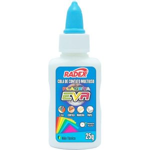 Cola Para Eva Asuper Contato Multiuso 25G Radex
