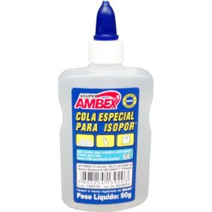 Cola Para Isopor Asuper Isopor 90G Radex
