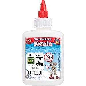 Cola Para Isopor Koala Isopor E Eva 40G Delta