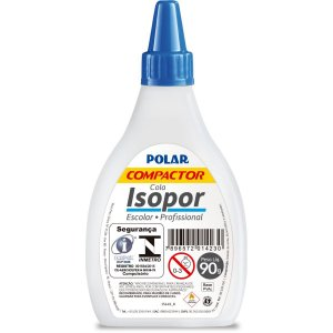 Cola Para Isopor Polar 090G. Compactor