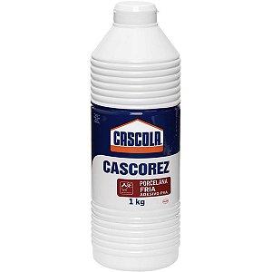 Cola Porcelana Fria Cascorez Cascola Pva 1Kg Henkel