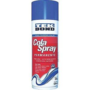 Cola Spray Permanente 500Ml Tekbond