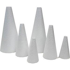Cone De Eps (Isopor) 110Mm Base X 240Mm Altura C/06 Knauf