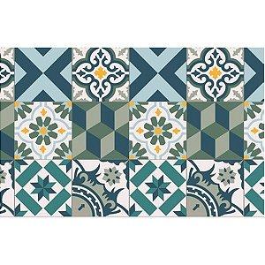 Contact Azulejos 15X15Cm Azulejo Antalya C/18 Plastcover