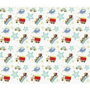 Contact Decorado 45Cmx10M Boy Toys Plastcover