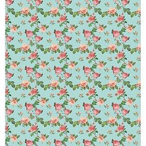 Contact Decorado 45Cmx10M Flower 4 Plastcover