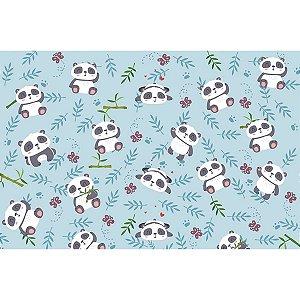 Contact Decorado 45Cmx10M Pandas Plastcover