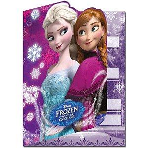 Convite De Aniversário Frozen R241 C/08 Un Regina Festas