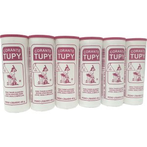 Corante Em Po Pink Tupy Algodao Corantes Tupy