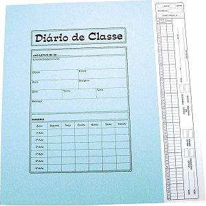 Diario De Classe Bimestral 8Fls. Tamoio