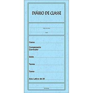 Diario De Classe Mensal 14Fls Tilibra