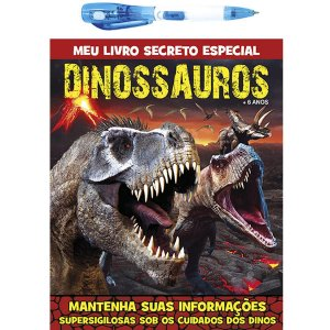 Diario Dinossauro 68Pags. Ciranda