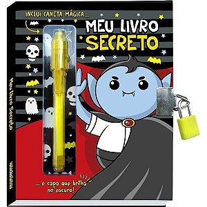 Diario Secreto Vampiro Brilha 96Pg Vale Das Letras