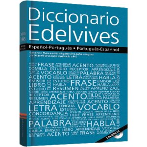 Dicionario Espanhol Esp-Por/por-Esp Edelvives C/cd F.t.d.