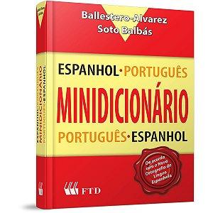 Dicionario Espanhol Port/esp-Esp/port Ed. Renovada F.t.d.