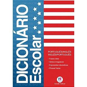 Dicionario Ingles Escolar Completo 480Pgs Ciranda
