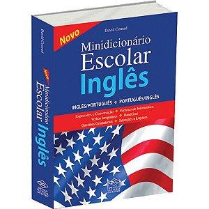 Dicionario Ingles Ingles/port/ingl.escolar 446Pg Dcl