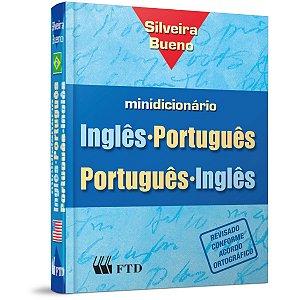 Dicionario Ingles Ing-Por/por-Ing-Silveira Bueno F.t.d.