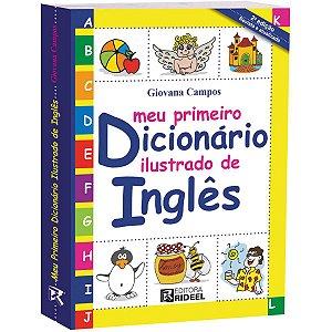 Dicionario Ingles Meu 1. Dic. Ilustrado 320P Bicho Esperto