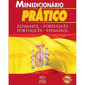 Dicionario Mini Espanhol Espanhol/port.pratico 320Pg Dcl