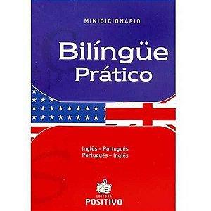 Dicionario Mini Ingles Ingles/portugues Nov. Ortog. Positivo