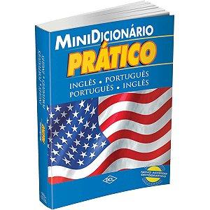 Dicionário Mini Inglês Inglês/português Pratico 320Pg Dcl