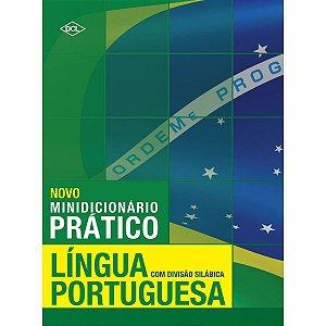 Dicionário Mini Português Língua Portuguesa Pratico 320P Dcl