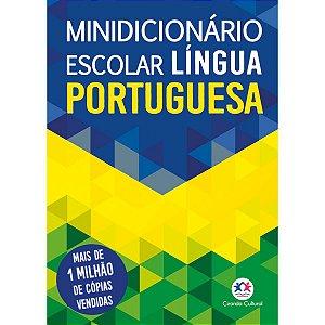 Dicionario Mini Portugues Portugues Nova Ortografia Ciranda