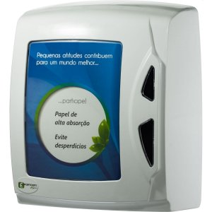 Dispenser Porta-Papel Higiênico Em Rolo Fortcom