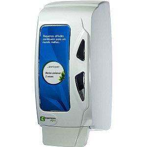 Dispenser Saboneteira Refil 800Ml Fortcom