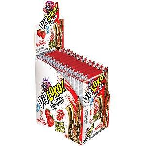 Doce Diploko Pop Hits Morango Danilla Foods Brasil