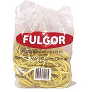 Elástico Amarelo Látex N.18 Pct/ 100Grs Fulgor