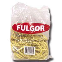 Elastico Amarelo Latex N.18 Pct/ 500Grs Fulgor