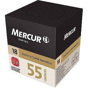 Elastico Amarelo N.18 Caixa C/25G.55Pecas Mercur