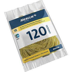 Elastico Amarelo N.18 Standard 120Pcs Mercur